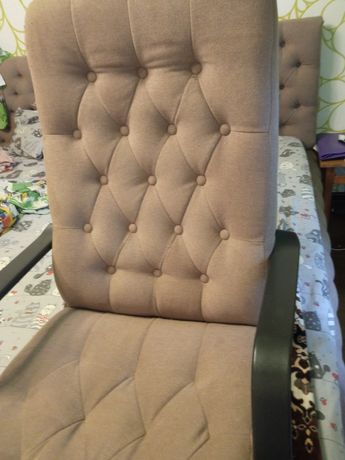 Офісне крісло верхня частина