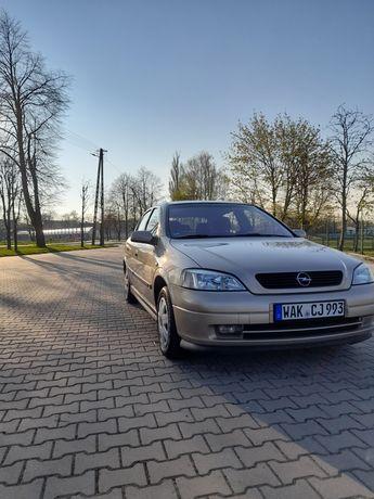 Opel Astra g 1.6  166tys km