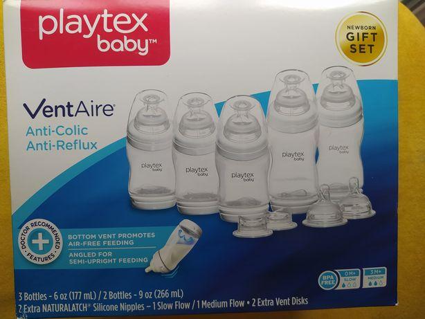 Набір пляшок для немовлят Playtex Baby Vent Ventaire