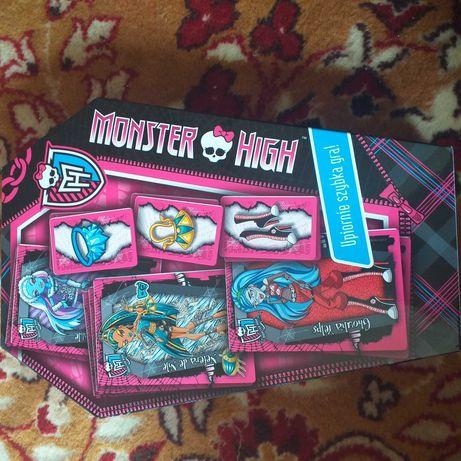 Monster High. Gra. Nowa.