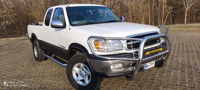 Toyota tundra pickup 4x4 LPG 4.7v8 zadbana