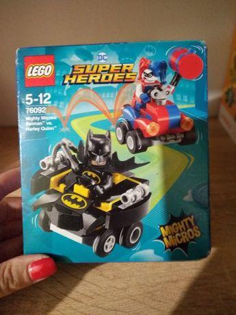 LEGO Super Heroes: Бэтмен против Харли Квинн (76092) микро
