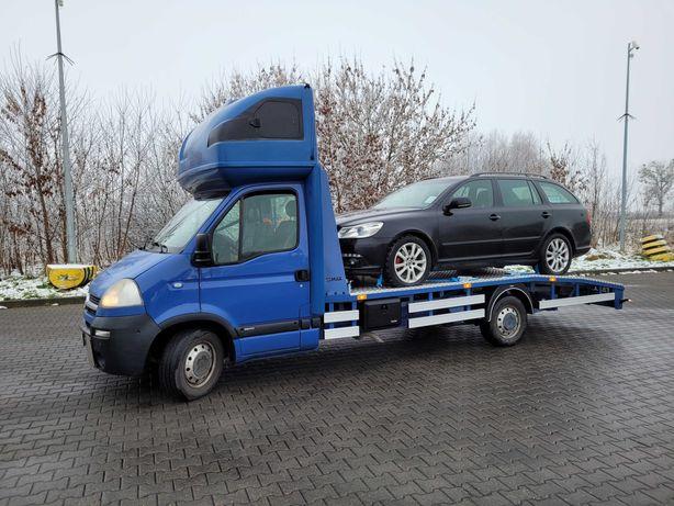 Autolaweta/Pomoc Drogowa / AutoHol/Transport Pojazdów 24h/7