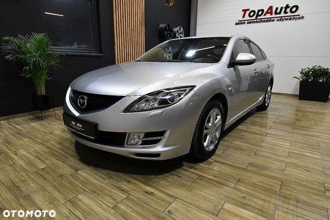 Mazda 6 2.0 i * manual * hatchback * po opłatach * Piękna * bezwypadkowa* film
