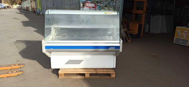 Витрина холодильная Мави бу,Холодильная витрина 1.5м бу, Оборудование