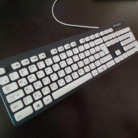 Клавіатура Logitech K130 Washable Keyboard