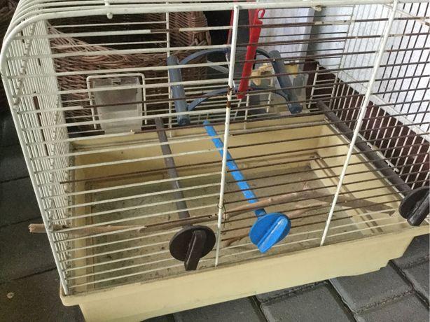 Mala Klatka papugi chomik kanarek świnka ew zamienie akwarium, filtr