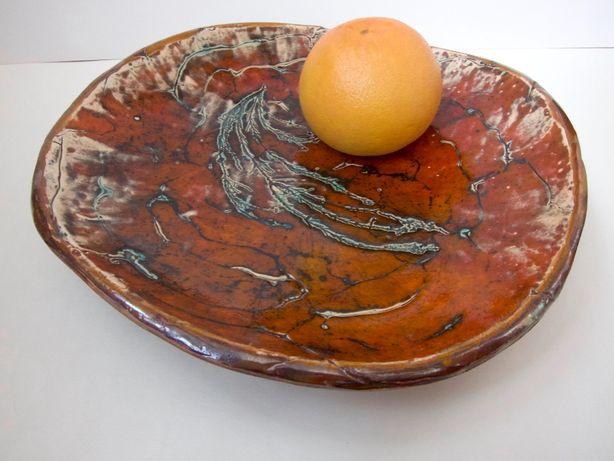 Таріль керамічна, блюдо