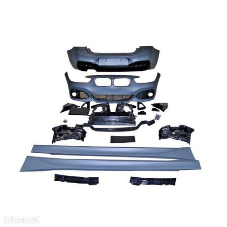 Kit M2 Bmw Serie 1 F21 Lci Pack Look M2 BMW Serie 1 F21 Kit Look M2 (2014~)