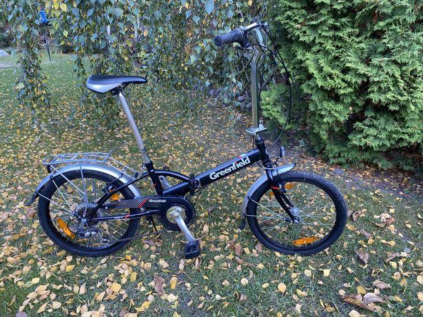 Sprzedam rower składany marki Greenfield