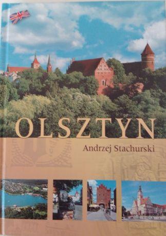 Olsztyn, Andrzej Stachurski, w języku angielskim