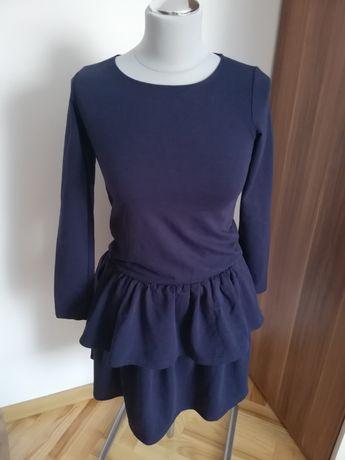 Sukienka młodzieżowa bawełniana