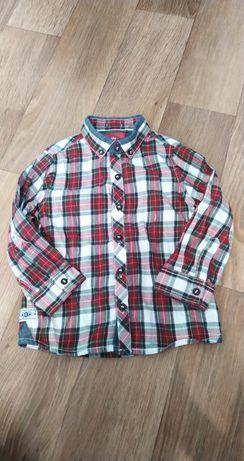 Рубашка next некст на 1,5 - 2 года на мальчика