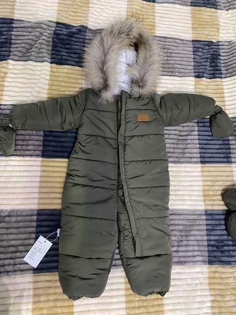 Продам зимний комбинезон Серевленд