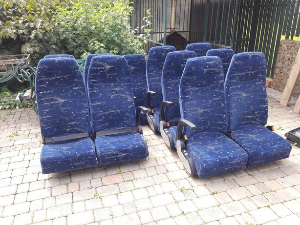 Сидения в Sprinter сидіння Neoplan 15шт. сідушки Vogel до Crafter Lt