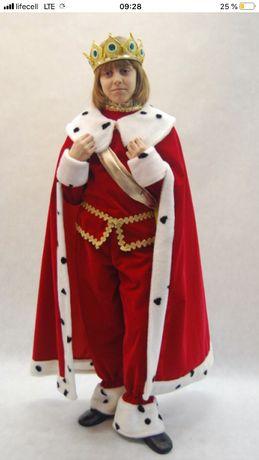 Карнавальные костюмы король принц санта клаус и т.д