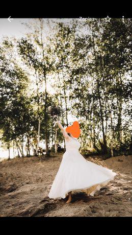 Suknia wizytowa/ślubna