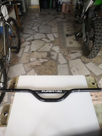 Guiador / Handlebar - NS Bikes Pure 4130 Chromoly