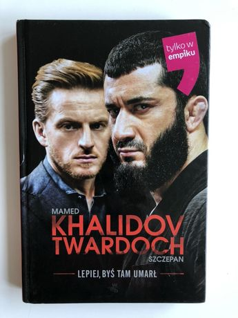 Książka Mamed Khalidov, Szczepan Twardoch