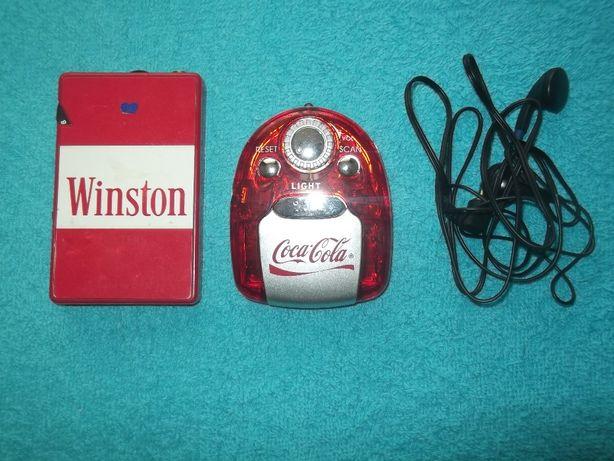 Радио FM Winston,Coca-Cola