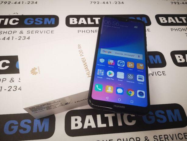 Zadbany Huawei P20 Lite 4gb 64gb Black Dual Sim Balticgsm