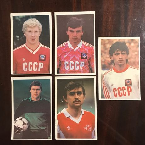 Календарики СССР