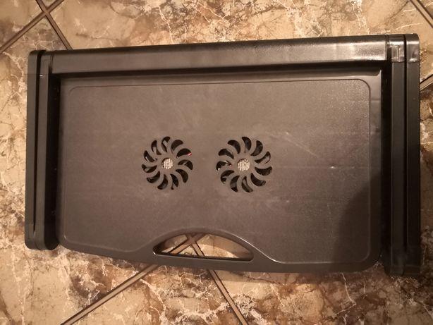 Podkładka chłodząca pod laptopa ze stojakiem