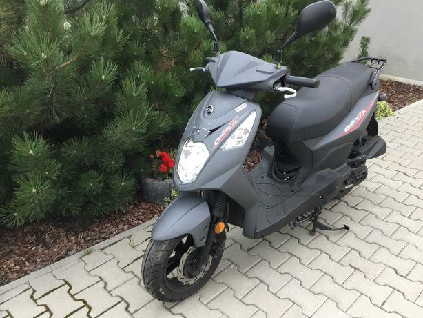 SYM ORBIT II 40cm3 MOTOROWER  2018r 2209km