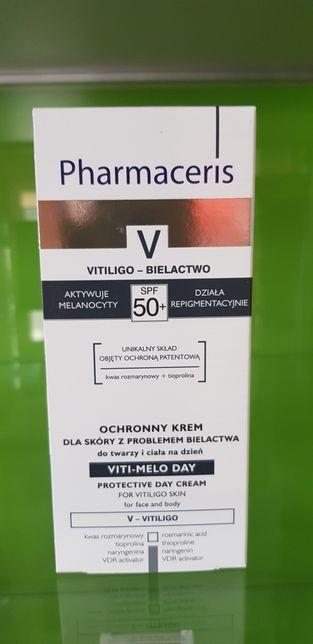 Pharmaceris Vito Melo Day krem ochronny bielactwo Nowy