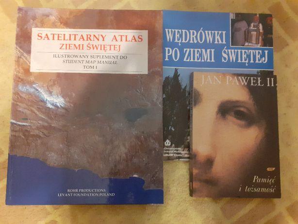 Atlas i Książki religijne