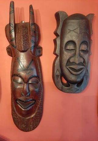 Sprzedam maski afrykańskie.Nowa cena 50 zl.sztuka
