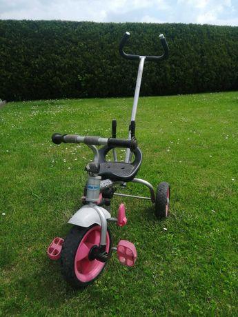 Rower trzykołowy/ trójkołowy dla dziecka sterowany