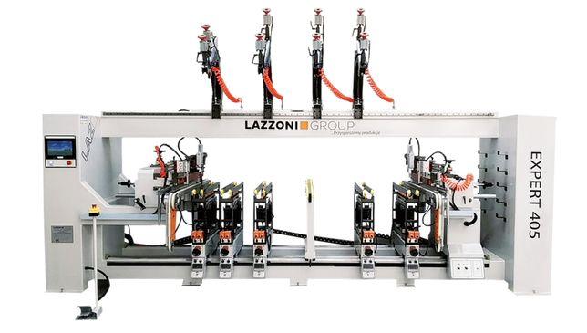 Wiertarka Przelotowa Expert 405 Używana - Lazzoni Group