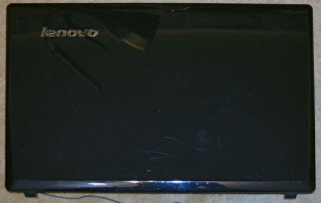 Ноутбук Lenovo G580 по запчастям.