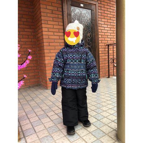 Зимний комбинезон Children's Place 3в1 3-4г. (99-107 см)