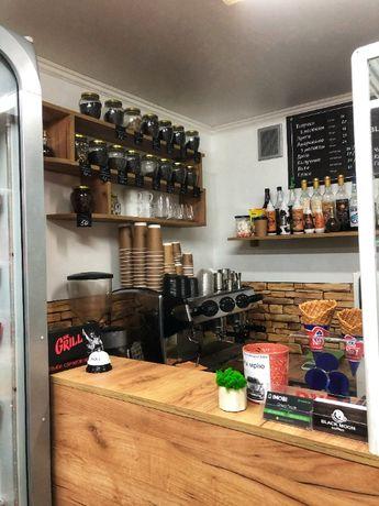 Продаётся рабочая кофейня Black moon coffee