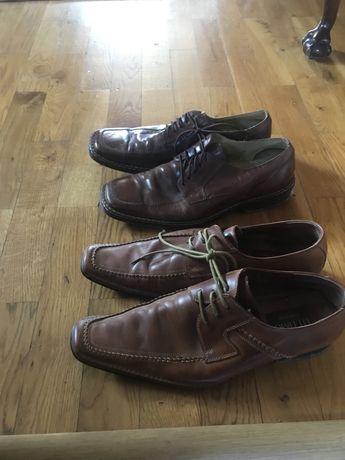 Buty galowe 43
