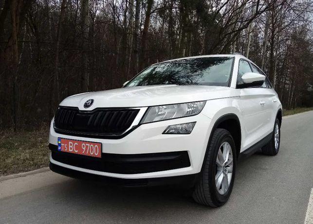 2017 Škoda Kodiaq