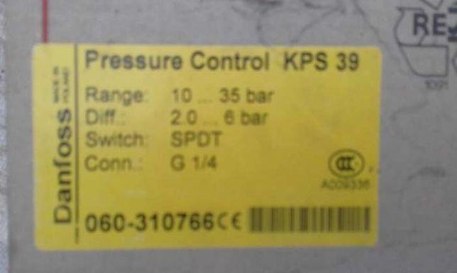 Реле давления Danfoss KPS-39