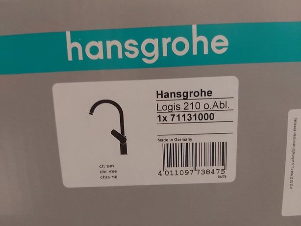 Bateria umywalkowa Hansgrohe