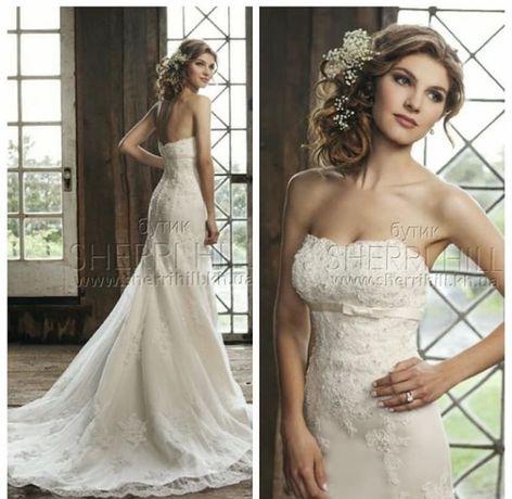 Ніжна весільна сукня від Sincerity, (англійський бренд)