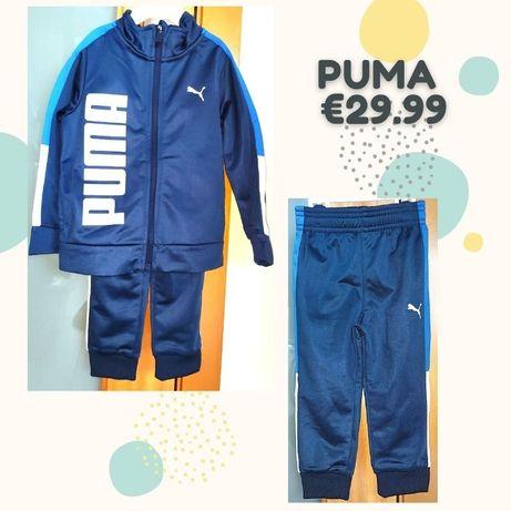 Fato treino Puma 2T