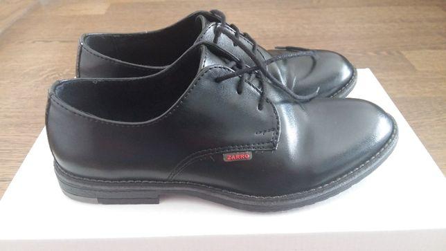 Buty chłopięce r.33