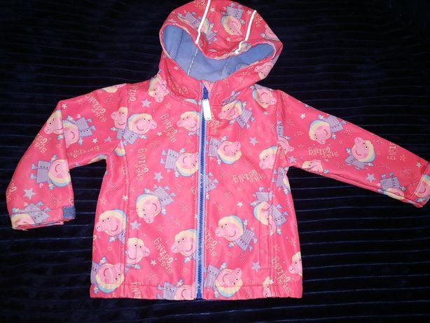 Курточка с Пеппой