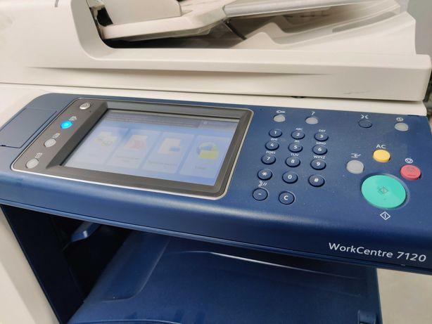 XEROX 7120 Fotocopiadora/Impressora Multifunções