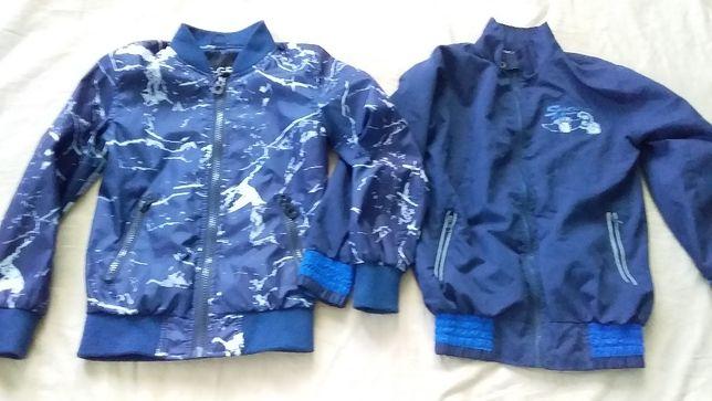 Бомбер, куртка -ветровка для мальчика, для девочки- Okay; Rebel -140