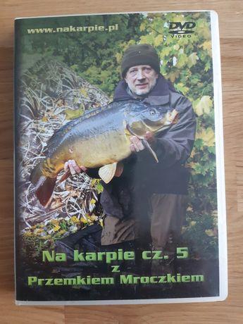 Na karpie z Przemkiem Mroczkiem cz. 5 DVD