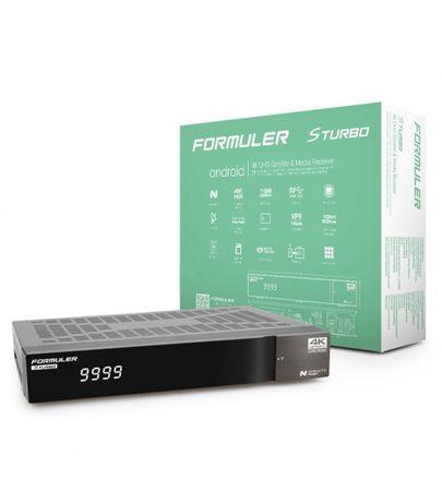 BOX Formuler S Turbo 4K IPTV & SAT