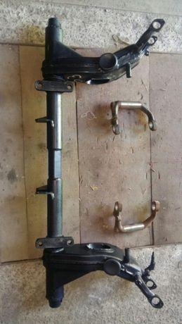Запчасти Луаз 969(передняя подвеска с рычагами)ц.3500 грн