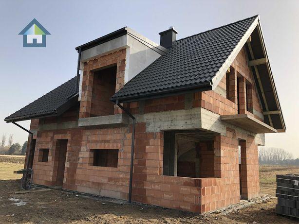 Funkcjonalny dom jednorodzinny